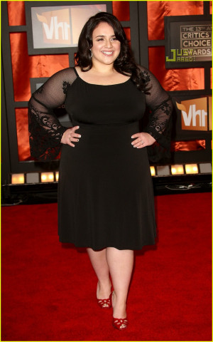 Nikki Blonsky Three Cheers For
