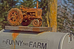 funny tractor sayings