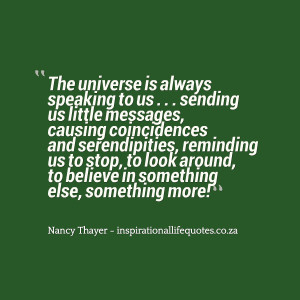 the-universe-is-always-speaking-to-us