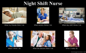 Nurse Night Shift Meme
