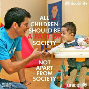 ... Inclusion, abilities-focused, disability awareness, inspirational