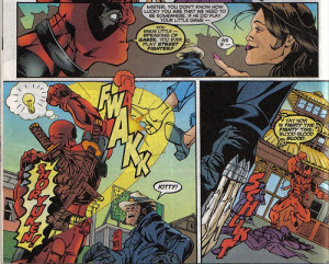 Cool Deadpool quotes