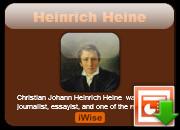 Heinrich Heine Powerpoint