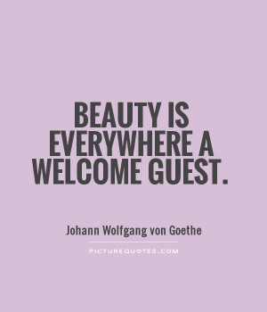 Welcome Guests Quotes