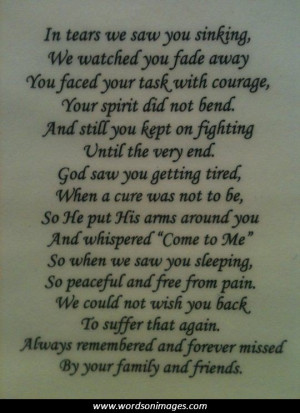 My Brother Passed Away Quotes