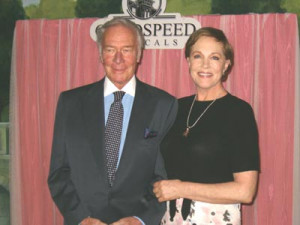 christopher plummer julie andrews Christopher Plummer Quotes