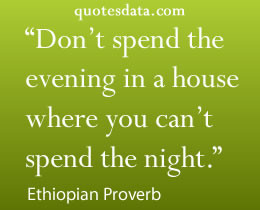Picture Popular Ethiopian proverbs >>More....