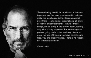 40 Inspirational Quotes from Steve Jobs