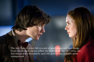 The Doctor motivational inspirational love life quotes sayings ...