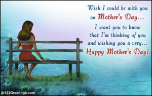 Happy Mother's Day.....Mom