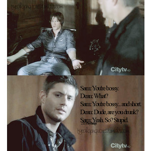 Supernatural Quotes :), Sam & Dean 2.11 Playthings