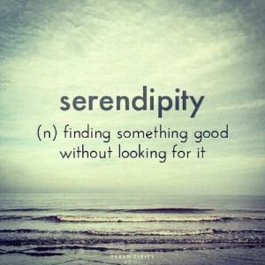 Serendipity Quotes And Sayings Picture