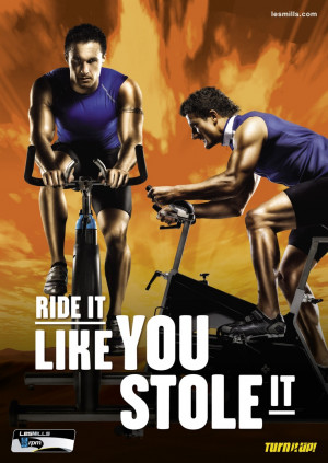 love love love my spin class!! @Michelle Flattery THIS IS AWESOME!!! I ...