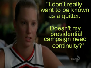 Brittany Quotes - glee Fan Art
