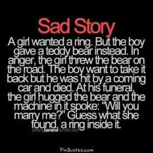Sad & Heartbroken