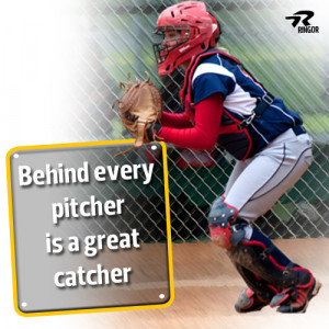 Softball Quotes For Catchers Catcher quotes Softball