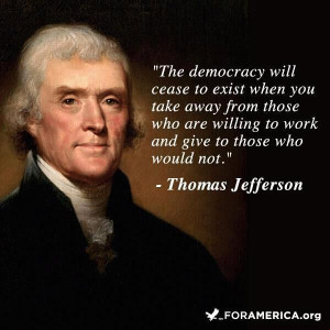 Thomas Jefferson was an American Founding Father, the principal author ...