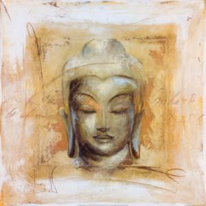 Buddhist Yoga Meditation : Inner peace