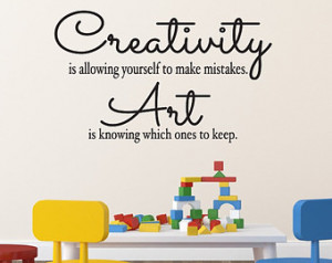 Creativity Quotes For Kids Quote kids art display