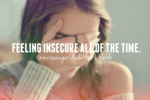 tagged as insecure teenage girl depression help alone ashamed teenager ...