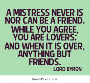 Mistress Love Quotes