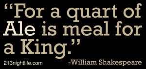 Quote of the Day: William Shakespeare
