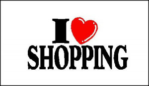 All Graphics » i love shopping