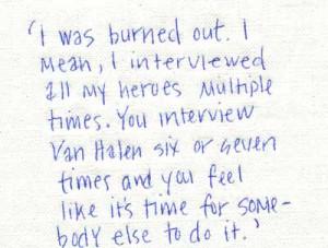 Eddie Van Halen's Quotes