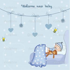 New Baby Boy Congratulations Sayings Httpdepositphotoscom6047099 ...