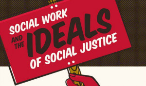 Social Work and the Ideals of Social Justice (Infographic)