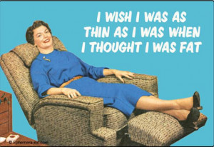 funny quotes fat women