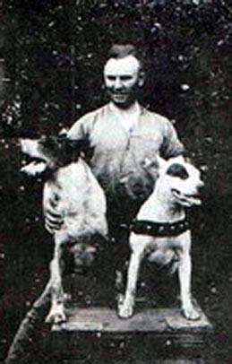 Earl Tudor with Tudor's Black Jack 16xW