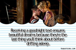 ... drifting asleep. Looking for more love quotes, quotes and sayings