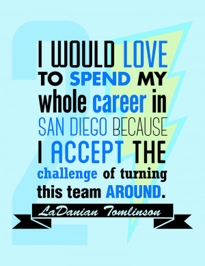 San Diego Chargers Quotes