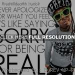 , quotes, sayings, justice, vengeance, life, quote Lil Wayne quotes ...