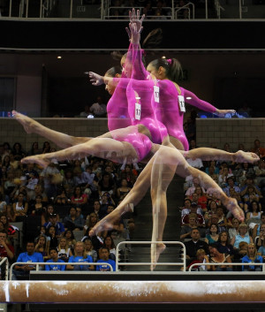 ... gymnastics trials in San Jose, Calif. June 29, 2012.Read the complete