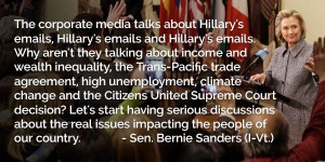 ... the soap opera storylines of presidential campaigns than the issues
