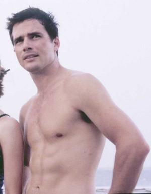 Matthew Underwood Shirtless...