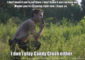 don't play Candy Crush
