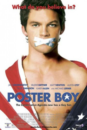 Poster Boy Movie Poster