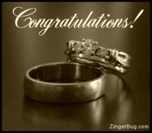 wedding congratulations sayings