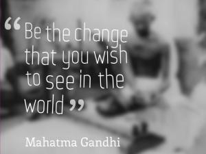 Mahatma Gandhi Inspirational Quotes