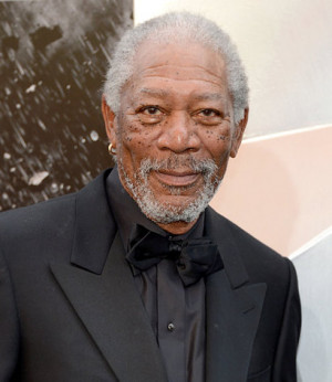 Morgan Freeman is the latest celebrity to be falsely quoted in a ...