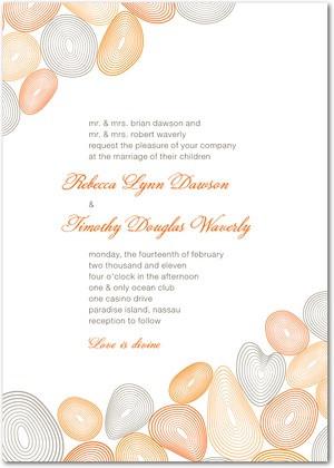 Wedding Stationery Wednesday: Summer Wedding Invitations