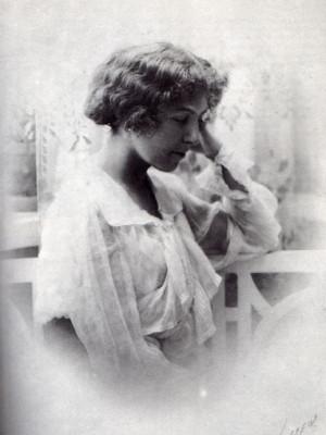 Karen Blixen.