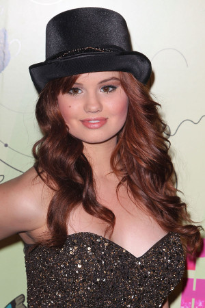 DEBBY RYAN at Perez Hilton's Mad Hatter Tea Party Birthday Bash in ...