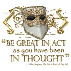 shakespeare_great_in_thought_quote_note_cards_pk.jpg?height=250&width ...