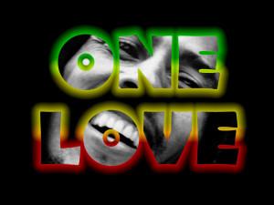 Wallpaper: One Love