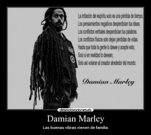 Damian Marley Quotes