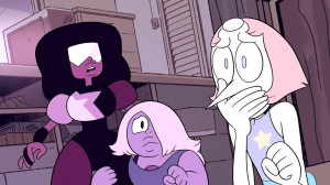 Steven Universe Gems